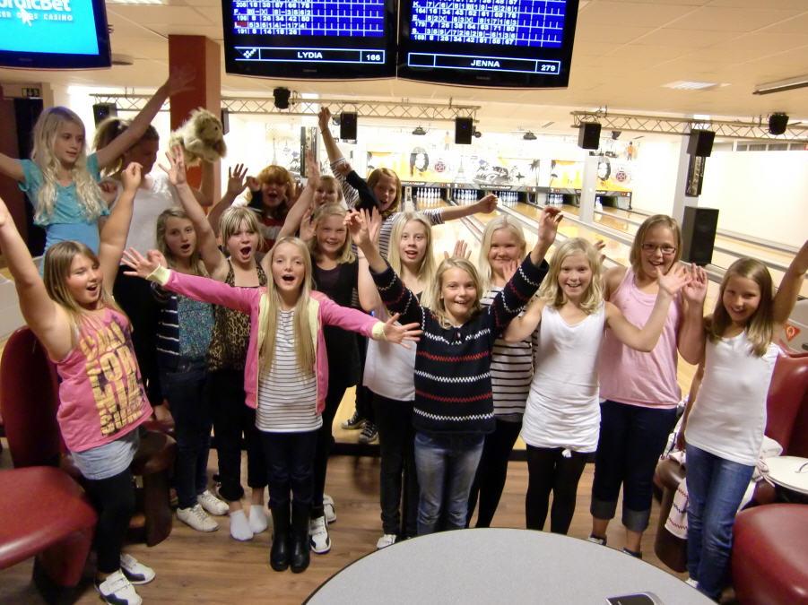 gamleby bowling tävling